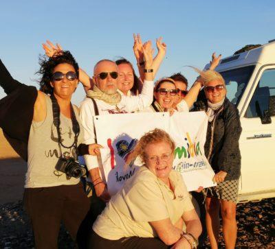Tour in Namibia 2019