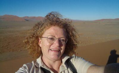 Caterina Migno guida safari professionista in-travel