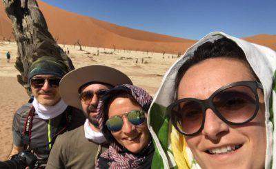 Dead Vlei - Viaggi Namibia