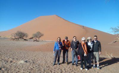 Tour con guida professionista in Namibia