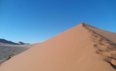 Alba nel Namib - IloveNamibia.it
